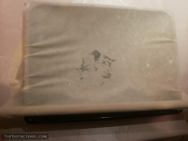 Γαλακτομπούρεκο με σπιτικό φύλλο - Βήμα 21