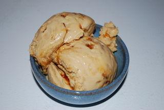 Παγωτό καραμέλα