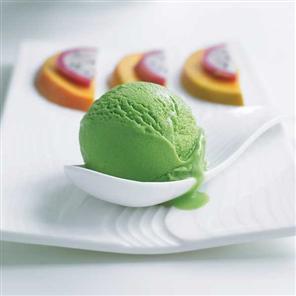 Παγωτό φυστίκι